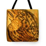 Michael - Tile Tote Bag