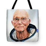 Michael Collins Tote Bag