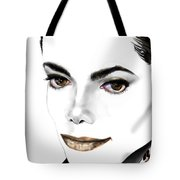 Michael J Tote Bag