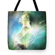 Michael Jackson 15 Tote Bag by Miki De Goodaboom