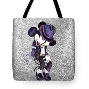 Michael Jackson-mickey Mouse Tote Bag