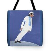 Michael Jackson Smooth Criminal Tote Bag