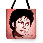 Michael Jackson - Thriller - Pop Art Tote Bag