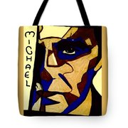 Michael Tote Bag