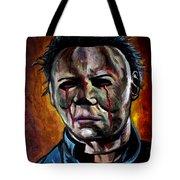 Michael Myers 2 Tote Bag