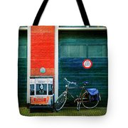 Michel De Hey Bicycle Tote Bag