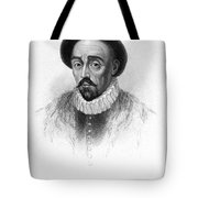 Michel Eyquem De Montaigne Tote Bag by Granger