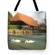Michelham Priory Barn Tote Bag
