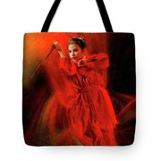 Michelle Ahl To The Rescue Tote Bag