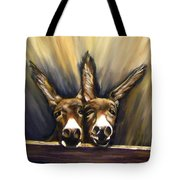 Michelle And Maxine Tote Bag
