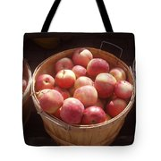 Michigan Apples Tote Bag
