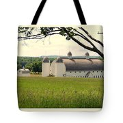 Michigan Barn 1 Tote Bag