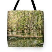 Michigan Swamp Tote Bag