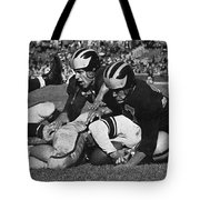 Michigan Wolverines Vintage 1952 Tote Bag