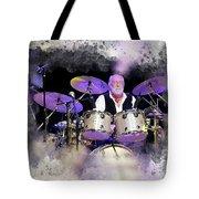 Mick Fleetwood Tote Bag