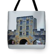 Mickelgate Bar, York Tote Bag