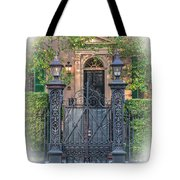 Mickell Jenkins Home Grand Entrance Tote Bag