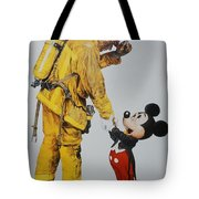 Mickey And The Bravest Tote Bag