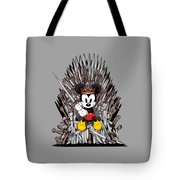 Mickey Thrones Tote Bag