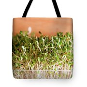 Micro Green Tote Bag