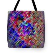 Micro Linear 4 Tote Bag