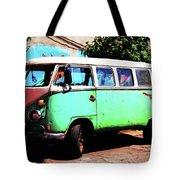 Microbus Tote Bag