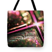 Microskopic Vi - Disco Fever Tote Bag