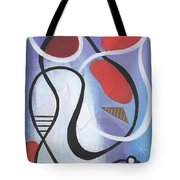 Mid-century Modern #1 Tote Bag