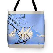 Mid-winter 2 Tote Bag