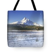 Mid-winter Morning Tote Bag