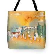 Midday 07 Tote Bag