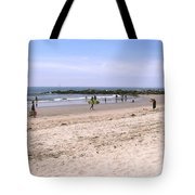 Midday At Venice Beach Tote Bag