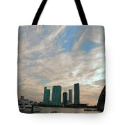 Midday In Miami 2 Tote Bag