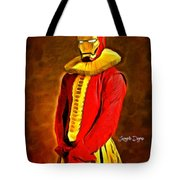 Middle Ages Iron Man Tote Bag