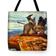 Middle Earth Airliner 2 - Da Tote Bag
