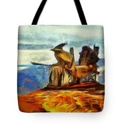 Middle Earth Airliner 3 - Da Tote Bag