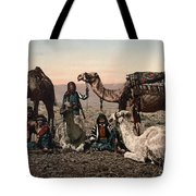 Middle East: Travelers Tote Bag