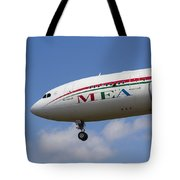 Middle Eastern Airlines Airbus A330 Tote Bag