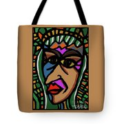 Middle Eastern Man Tote Bag