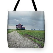 Middle Of Nowhere 4 Tote Bag