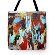 Middle Of The Day Tote Bag