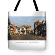 Middle Row East Grinstead Tote Bag