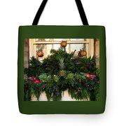 Middleburg Window Charm Tote Bag