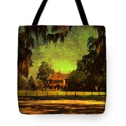 Middleton Place In Charleston Tote Bag