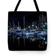 Midnight Blue II Tote Bag