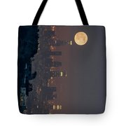 Midnight City  Tote Bag