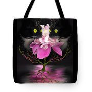 Midnight Dance Tote Bag