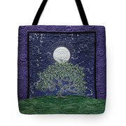 Midnight Dance Tote Bag