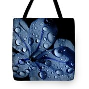 Midnight Dew Tote Bag
