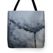Midnight Drop  Tote Bag